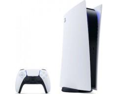 Sony PlayStation 5 Blu-ray Edition White - Εγγύηση 1 'Eτος