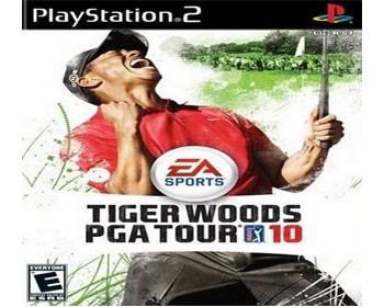 Tiger Woods PGA Tour 10 (PS2 - Μεταχειρισμένο)