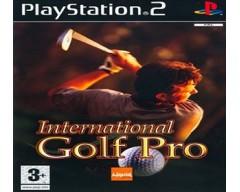 International Golf pro (PS2 - Μεταχειρισμένο)