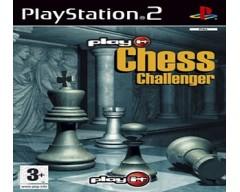 Chess Challenger (PS2 - Μεταχειρισμένο)