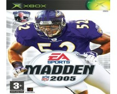 Madden 2005 (Xbox - Μεταχειρισμένο)