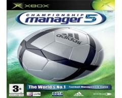 Championship Manager 5 (Xbox - Μεταχειρισμένο)