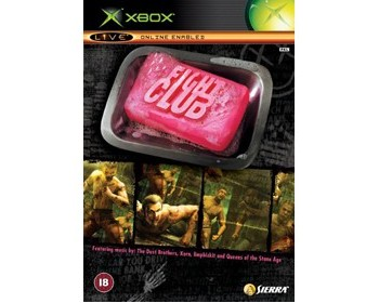 Fight Club XBOX (NEW)