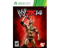 WWE 2k14 XBOX 360 Μεταχειρισμένο