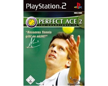 Perfect Ace 2 - The Championships PS2 (NEW)