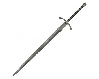 LOTR - The Lord of the Rings - Sword of the Witchking - 1/5 Scale Muniature Collectible with Stand 27CM (UC1266MIN)