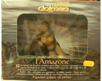Dolmen Eternal Legends: The Amazzone - l'Amazone Figure 18cm