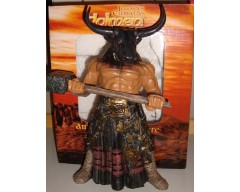 Dolmen Eternal Legends: The Minotaur Auron - Resin hand painted Figurine 24cm
