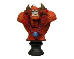 NECA - Masters Of The Universe - Micro Bust Beast Man 10cm (Εκθεσιακό)